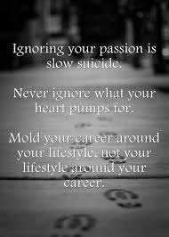 Love And Passion Quotes Unique Image] Follow Your Passion XPost From Rmotivation GetMotivated