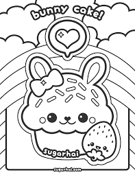 Easy Easter Coloring Pages Printable Printable Coloring Page For Kids