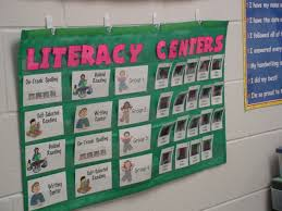 Reading Center Rotation Chart Literacy Center Rotation Chart
