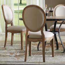 riverside sherborne oval back upholstered side dining chairs set of 2 hayneedle