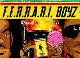Review F E R R A R I Boyz Graphic Policy