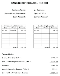 Check Reconciliation Template Office Excel Bank Reconciliation Template Daily Cash Simple Cool