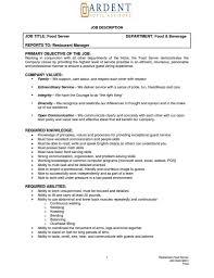 Job Description Project Manager Construction And Job