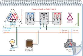 harris institute of technical training reference manuals for 3 phase transformer working at Transformer Connection Diagrams