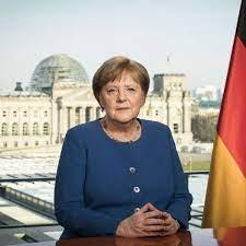 Angela Merkel (CDU) als Bundeskanzlerin ...