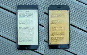 Akıllı Telefonlardaki Ekran Sararması