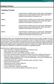template office report template openoffice writer guide 2 office