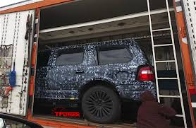 2018 ford excursion. Exellent 2018 2018 Ford Expedition Prototype Suv Throughout Excursion