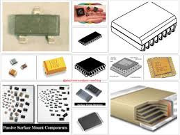Smd Components For Smt Surface Mount Electronic Device Smd