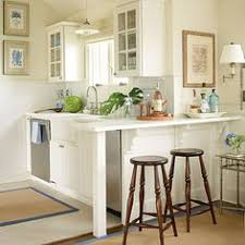 Classy Small Kitchen Layouts With Breakfast Bar Elegant Inspiration  Interior Kitchen Design Ideas