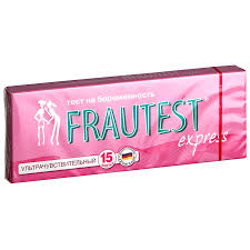 <b>Тест на беременность Фраутест</b> на беременность | Магнит ...