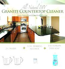 granite cleaner home depot superb marble cleaning s magic in countertop remodel 48