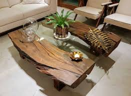 10 rustic coffee table ideas for your