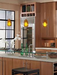 Led Lights For Kitchen Ceiling Kitchen Glass Pendants Kitchen Conical Awesome Led Pendant