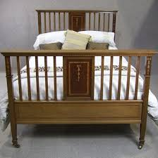 edwardian mahogany bedroom furniture. edwardian mahogany inlaid bed bedroom furniture