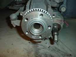 homemade wheel bearing puller. vwvortex wheel bearing and hub replacement diy homemade puller
