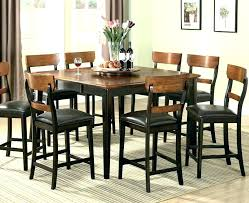 dining room sets black friday deals tall dining room table sets how tall is counter height cool tall dining table of high dining room table sets black