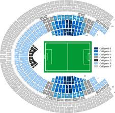 Stade Saputo Seating Chart Olympic Stadium Seating Chart