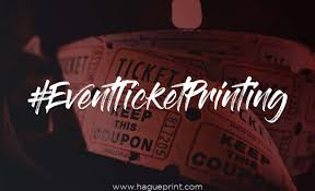 Ticketprinting Hashtag On Twitter