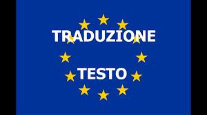 Inno UNIONE EUROPEA TRADUZIONE + TESTO traduzione/sottotitoli in Italiano