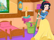 snow white house makeover play the girl game online