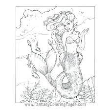 mermaid coloring book mermaid coloring pages mermaid coloring books for s
