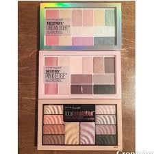 maybelline the city kits palette bundle