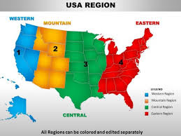 Editable Usa Northeast Region Ppt Map Powerpoint Templates Slides