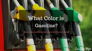 What Color Is Gasoline Carcareninja