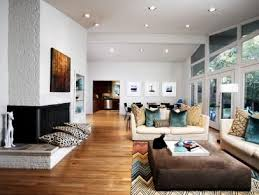 recessed lighting for living room layout. white midcentury living room with high ceiling \u0026 recessed lights lighting for layout