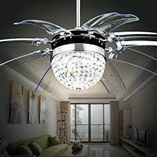 ceiling fan with folding blades implausible rs lighting modern fashion inch led home interior india ceiling fan