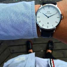 daniel wellington men s dapper sheffield 1121dw silver leather daniel wellington men s dapper sheffield 1121dw silver leather quartz watch