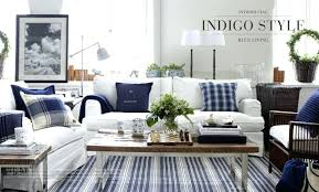 blue and white living room decor blue and white living room decorating ideas indigo room inspiration