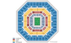 Us Open Arthur Ashe Seating Chart Guide To The Us Open At The Us National Tennis Center