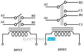 showing post media for dpdt relay schematic symbol spdt relay symbol jpg 498x317 dpdt relay schematic symbol