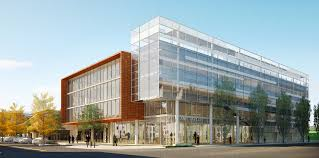 office building design architecture. Converting A Racetrack To Transit-Oriented Development Office Building Design Architecture R