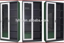 bookcase amusing top media storage cabinet with doors 22 huge sliding glass door cd dvd vhs