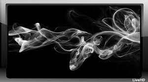 Black Smoke Wallpaper für Android - APK ...