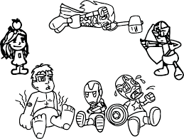 Free Avengers Coloring Pages Avengers Printable Coloring Pages