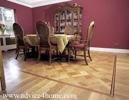 flooring for dining room. brown hardwood flooring and dining table design in room for n