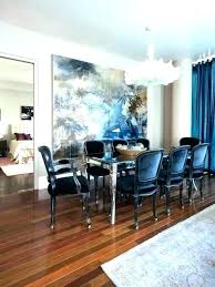 blue dining room chairs. Blue Dining Table Set Velvet Room Chairs . R