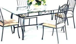 full size of dining table with metal top cs glass extendable by enzo circular