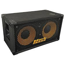 2x12 Bass Cabinet Markbass New York 122 2x12 Bass Cabinet At Gear4musiccom