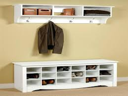 Bench And Coat Rack Combo Shoe Bench With Coat Rack Combo Entryway As Storage And Foyer 65