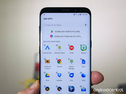 On Samsung Galaxy Set Secure Up How 's Folder Central To The S8 Android t6xqwwz0