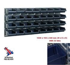 work storage bin x32 heavy duty