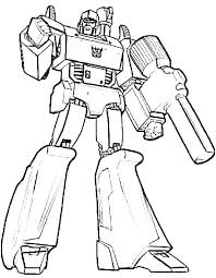Transformer Coloring Pages Pdf Prime Transformers Within Page 8
