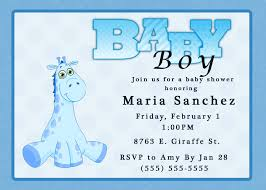 Baby Boy Announcements Templates Invitation Template Baby Shower Invitations Templates Editable Boy