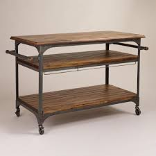 kitchen island cart industrial. Amusant Kitchen Island Cart Industrial Reclaimed Wood With Drawer 36764 1429610193 Jpg C 2 Imbypass On N