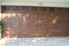 d d garage doorsGarage Doors  Lionys Artistic Finishes